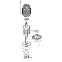 Электродвигатель ВХ-Р