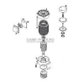 Электродвигатель ВК 2200Т
