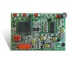 Радиоприёмник встраиваемый с динамическим кодом