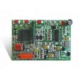 AF43SR Радиоприёмник CAME встраиваемый с динамическим кодом