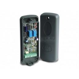 RE432TW Радиоприемник  CAME, 2-ух канальный, универсальный с секретным  кодом